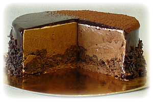 Tort Choco Royal