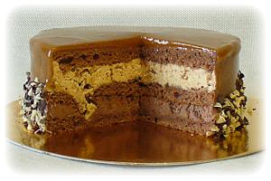czekoladowo-orzechowy