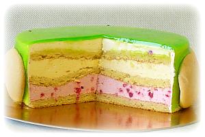 Tort Malina Mango